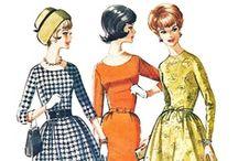 Vintage Sewing Patterns / by kath borup