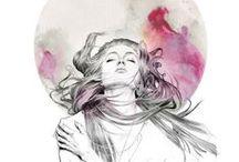Illustration / by kath borup