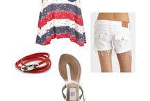 What to wear. / by Cassandra Allen