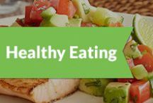 Healthy Eating / Tips and recipes on healthy eating. / by Peapod Delivers
