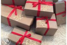 Gift Wrapping / by Mary Harvey