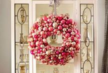 Christmas Decorations / Christmas decorating ideas.