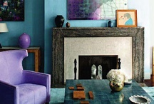 Hearth & Home / Fireplaces for your home or outdoors / by Dee Justice