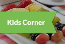 Kids Corner / Activities, recipes and more for your kids! / by Peapod Delivers