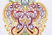 Cross Stitch/Embroidery / Cross Stitch & embroidery patterns and ideas:) / by Dee Justice