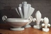 Decorative Collections / Here we show a selection of our  decorative collections of vintage objects.