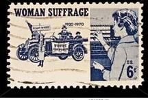 Women Suffrage & Women History