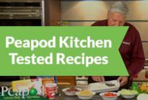 Peapod Kitchen Tested Recipes / All the recipes have been tested (and enjoyed) in the kitchens of our fans and fellow pinners.  / by Peapod Delivers