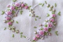 Embroidery one Stitch at a time. / by Karen Foucault