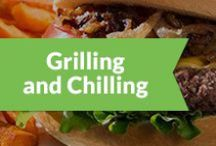 Grilling and Chilling / by Peapod Delivers