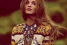 < Romy > / Mixed Fashion styles / Bohemian Looks that Romy would wear