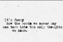 written things