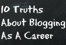 How To Start A Blog / Tips to help grow your blog and social media accounts.