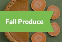 Fall Produce / by Peapod Delivers