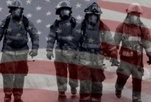 HEROS / God bless them all!  / by Norma Riggs