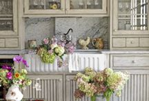 Kitchens & Dining Rooms / Design and decorating for your kitchen and dining room / by Dee Justice