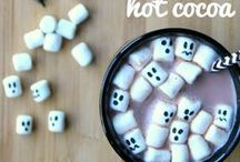 Halloween Recipes / Fun and freaky food ideas for Halloween.