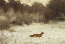 < fox >