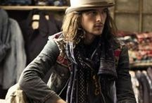 < Paul > / Mixed Fashion styles / Bohemian Looks for him.