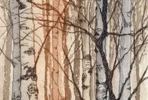 < trees >