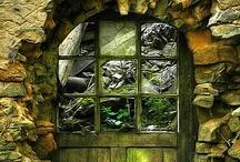 Doors and Gates / by Debra Apple