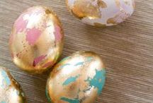 Easter / Easter recipes, crafts and decorating ideas.