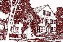 The Parris House,  Paris Hill,  Maine