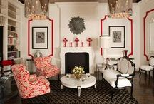 Hollywood Regency / Anything and everything dedicated to glamorous Hollywood Regency home decor.