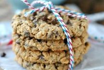 Cookies / A wide variety of cookie recipes.