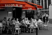 """I LUV SIDEWALK CAFES"" / Places I'd like to chill with a cup of java and a cigar while watching the beauty of life. / by Harry Maison"