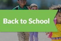 Back to School / by Peapod Delivers