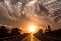 Clouds / by Debra Apple