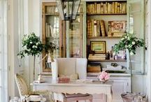 Home Office Ideas / Ideas to create a beautiful and functional home office.