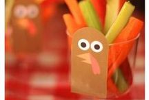 Thanksgiving Day / Thanksgiving Day food and decor ideas.