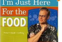 For foodies / Books and recipes