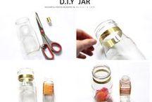DIY / Diy,jars,