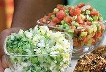 Dips, Guacs, Salsas - Hot, Cold & Fruity / by Melany Fogel