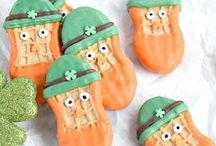 St Patricks Day / St Patricks Day food and decor ideas.