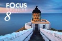 FOCUSMAGAZINE.CZ / Board with pictures of FOCUSmagazine - first digital only photography magazine to download