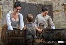 Outlander / Scenes, photos, quotes from the Starz Original Outlander inspired from Diana Gabaldon's novel with the same title.