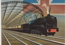 Posters - Trains