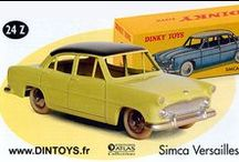 Dinky Toys of my youth / The cars I remember I owned ...