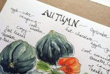 Art journal - Sketchbook inspiration / Ideas and inspiration for art journal, sketchbook and Moleskine. / by Ulla Seppälä
