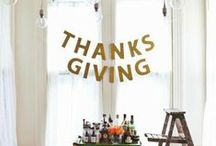 Parties: Thanksgiving