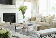 Living Space / by Brittany Wingo