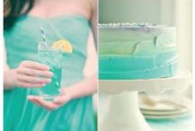 Turquoise {Wedding} / by Better Off Wed