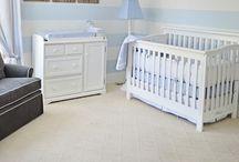 Baby Room Ideas / by Tiffany Goode