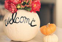 Fall Ideas / by Tiffany Goode