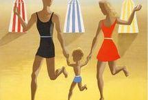 Vintage-Travel-Posters / Pósters vintage 1800-1975...