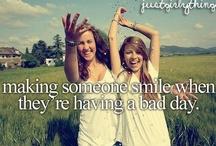 Makes me smile:) / (: